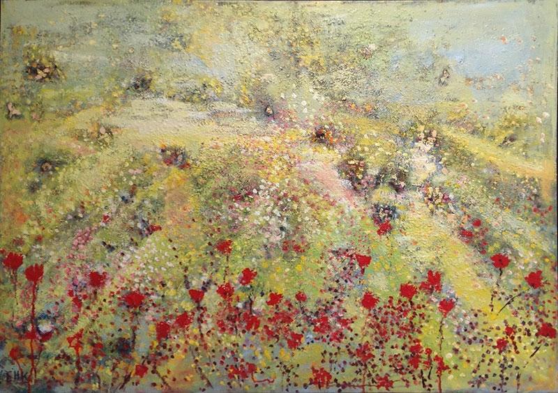 """""""Feerne i blomsterhav"""""""
